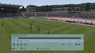FIFA 16 messy goal