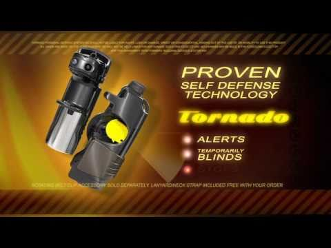 Tornado 5 in 1 Pepper Spray System
