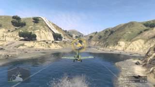 Бреющий полет GTA V Online