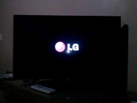 DEFEITO TV LG LED 32LN5400 (liga e desliga sem parar