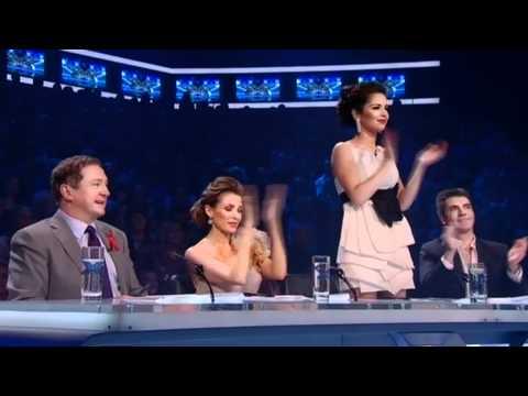 Rebecca Ferguson Sings Amazing Grace - The X Factor Live Semi-final (full Version) video