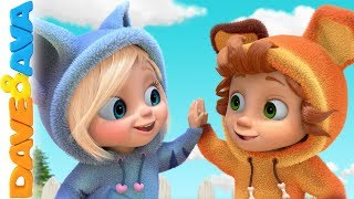 🎯 Nursery Rhymes & Kids Songs   Dave and Ava 🎯