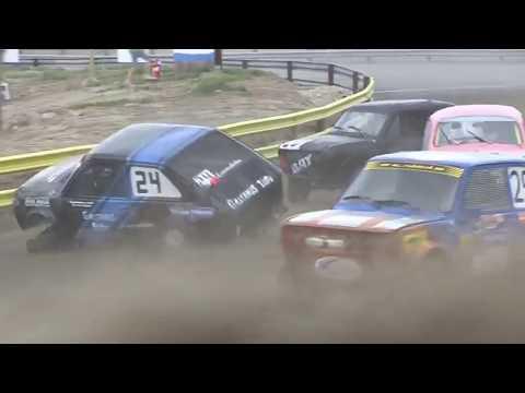 Автокросс ралли гонки неудачи 2