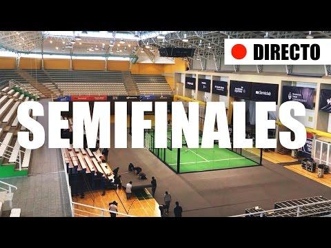 SEMIFINALES Río Gallegos Argentina Open   World Padel Tour (2015)