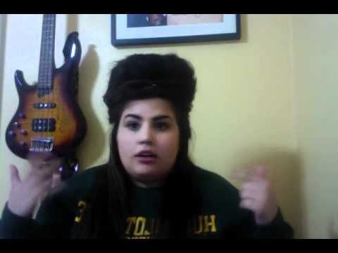 Amy Winehouse Hair and makeup Tutorial