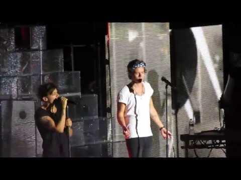 One Direction - Rock Me - Hershey Park Stadium (7/6/13)
