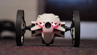 Parrot MiniDrone Jumping Sumo Review