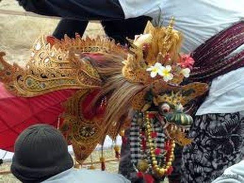 Bali Kite Festival | Lomba Layang Layang Pelangi Bali 2014 |...