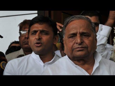 SP chief Mulayam Singh Yadav, CM Akhilesh Yadav to visit Azamgarh today
