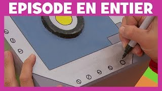 Art Attack - Le coffre-fort portable - Disney Junior - VF