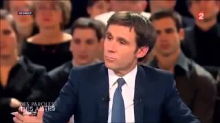 Marine Le Pen Humilie Manuel Valls   Direct sur france2 !