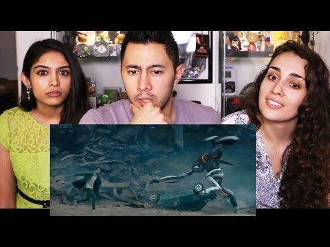 ATTRACTION Russian Movie | Trailer Reaction w/ Cosima & Fizaa!