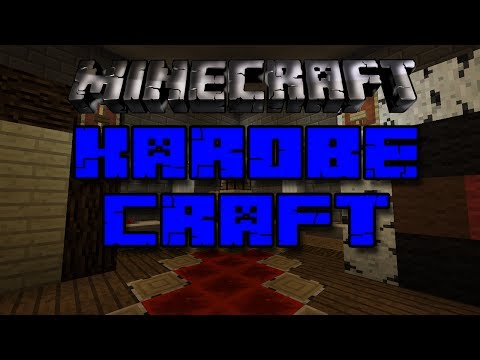 KarobeCraft Server review: Minecraft 1.7.2: Mcmmo, Pvp, Factions