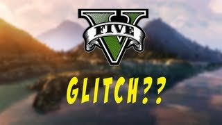 No Country for Old Men Easter Egg Glitch??? - GTA V