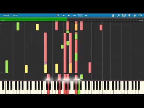 Carly Rae Jepsen - Call Me Maybe (synthsia) [band Arrangements] video