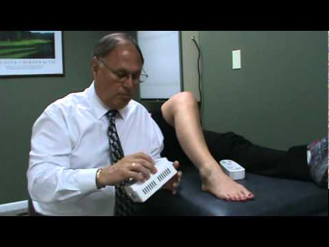 WARP Light Therapy - WARP 10 & WARP 75 - Ankle & Foot Therapy Instructions.mpg
