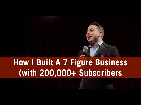 How I Built A 7 Figure Online Business (with 200,000+ Blog Subscribers)