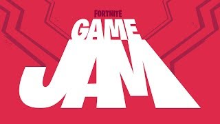 Game Jam Hollywood - Making Games in Fortnite Creative for World Cup Finals