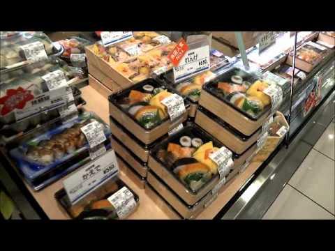 Japan largest food market hall - Seibu @ Ikebukuro, Tokyo