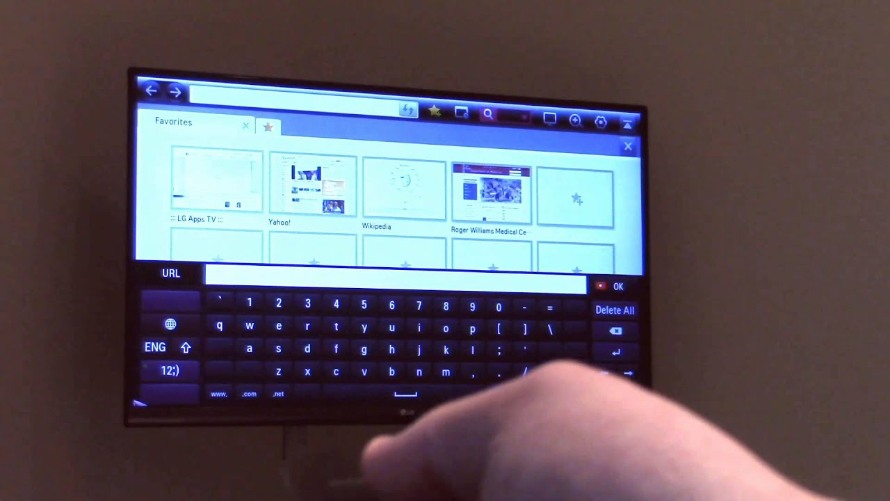 tv Remote With Keyboard Mouse Keyboard to tv