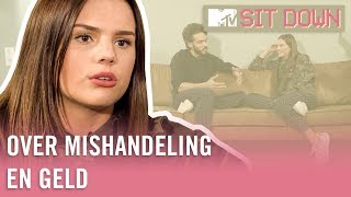 FAMKELOUISE over haar MISHANDELING, COLLAB met RONNIE FLEX en wat ze VERDIENT | MTV Sit Down