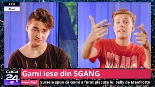 SELLY VS. GAMI - RAP BATTLE (Official Video)