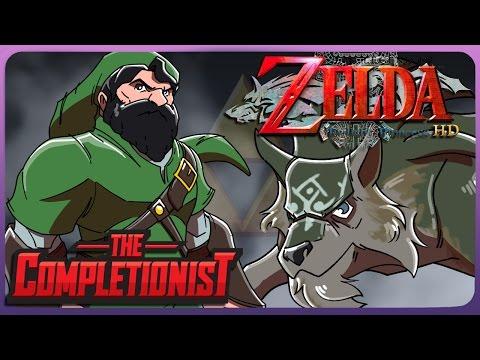 Zelda Twilight Princess HD   The Completionist
