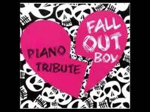 Sugar, We're Goin Down (Fall Out Boy Piano Tribute)