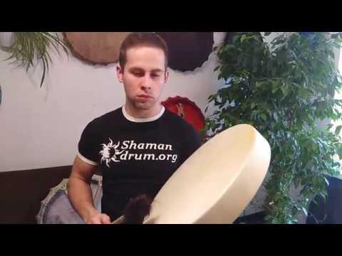 Elefant drum