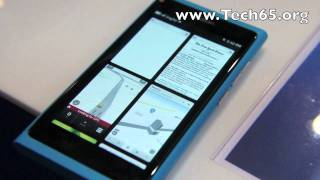 Nokia N9 First Look - Software