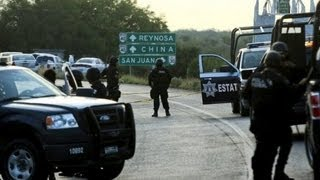 49 Headless Bodies - War On Drugs In Mexico Is A Failure