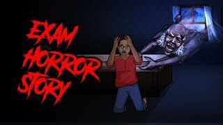 Exam Night Horror Story In Hindi | Khooni Monday E27 🔥🔥🔥