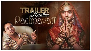 Download Padmavati | Official Trailer Reaction | 1st Dec | Ranveer Singh | Shahid Kapoor | Deepika Padukone 3Gp Mp4