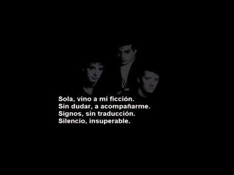 Soda Stereo - SODA STEREO - Estoy azulado [Letra]