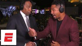 Stephen A. Smith & Andre Ward debate if Canelo Alvarez deserved win over Gennady Golovkin  ESPN
