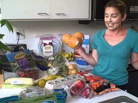 Shopping for Healthy Food on a Budget at the .99 Cents Store w/ Laurel House