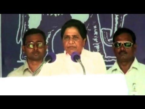 Truth vs Hype - Contenders 2014, The Mayawati Factor