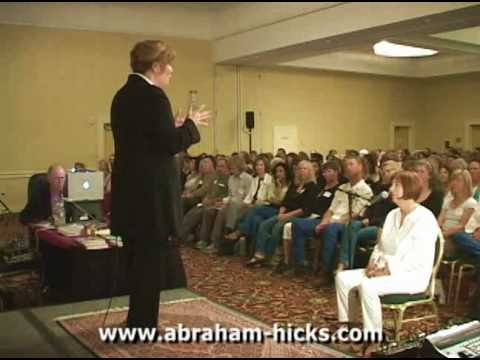 Abraham: The Astonishing Power Of Emotions - Esther & Jerry Hicks video