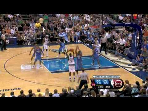 Denver Nuggets - Dallas Mavericks. Second Round / Game 4 (DEN leads 3-1) [HQ]