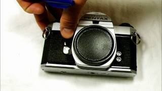 Introduction to the Pentax KX (Video 1 of 2)