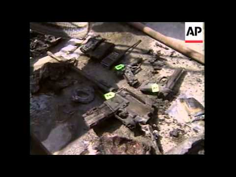 MEXICO: 2 CREW MEMBERS KILLED IN POLICE HELICOPTER CRASH
