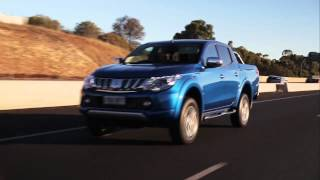 Mitsubishi Triton 2016 Features