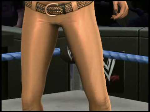 WWE SmackDown vs. RAW 2010 Maria NAKED ATTIRE