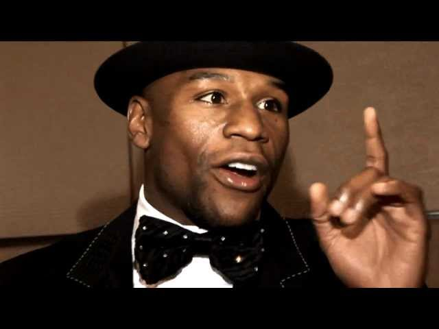Floyd Mayweather message to Shane Mosley