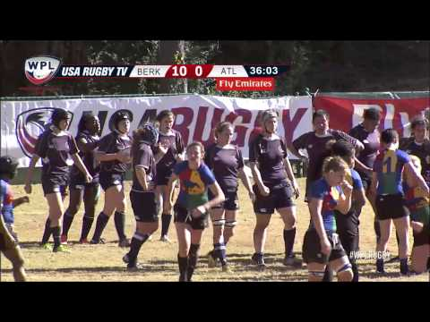 2014 WPL Championships – Berkeley All Blues vs. Atlanta Harlequins