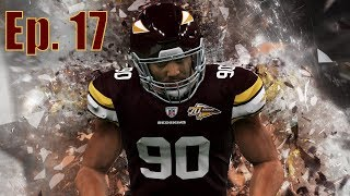 Dallas Cowboys Rematch! - Redskins Madden 20 Franchise | Ep. 17