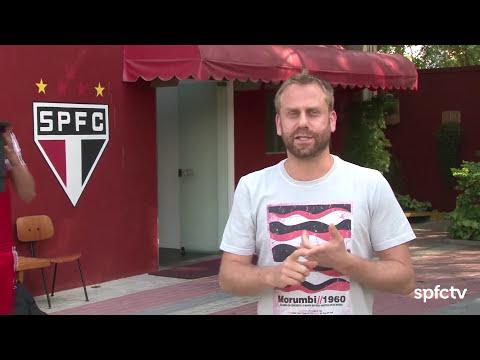 Desafio do Balde de Gelo com L. Fabiano, Kaká & Pato - São Paulo FC