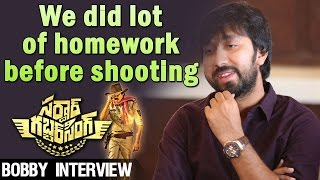 we-did-lot-of-homework-before-shooting-director-bobby-on-characters-sardargabbarsingh-ntv