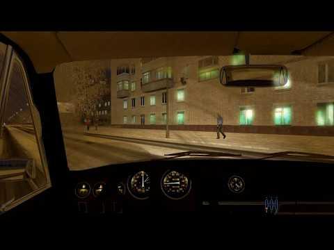 БУХОЙ ДЕД ДРИФТИТ ПО МОСКВЕ НА ВАЗЕ ЗИМОЙ| РЕАЛЬНАЯ ЖИЗНЬ В CITY CAR DRIVING?? РП ЗАДАНИЯ