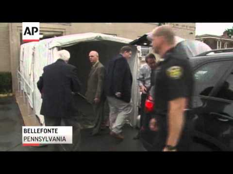 ... McQueary told jurors in Jerry Sandusky's sex abuse trial Tuesday that he ...